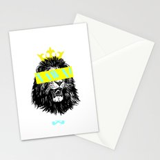 King of The Jungle. Stationery Cards