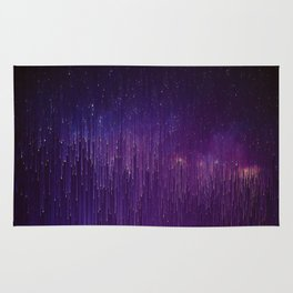 STARFIELD TIME COLLAPSE I Rug