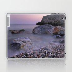 Little stones at sunset Laptop & iPad Skin