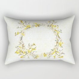 Natsukashii - for Spring Rectangular Pillow