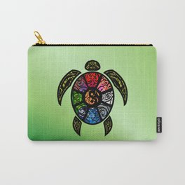 Bagua Turtle Carry-All Pouch