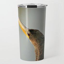 The Anhinga Eye Travel Mug