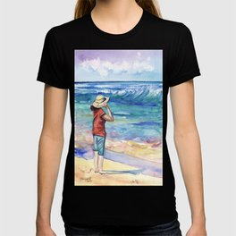 Another Nice Day at the Beach T-shirt