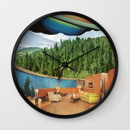 Round House Wall Clock