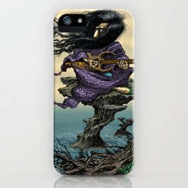 Songs & Inventions iPhone Case