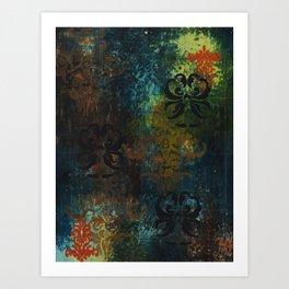 Chondrophore Art Print