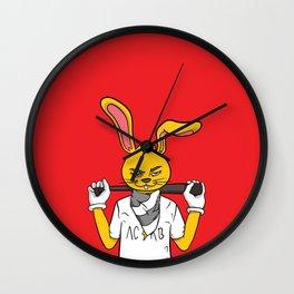 La revolución de mi patria Wall Clock