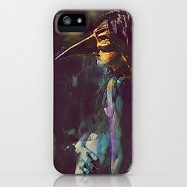 Miasma iPhone Case