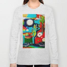 Mexican Love Long Sleeve T-shirt