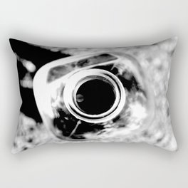 the bottle Rectangular Pillow