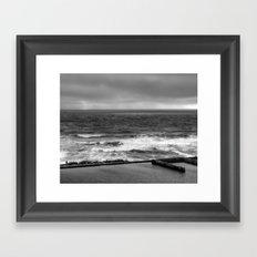 Sutro Baths No. 2 Framed Art Print