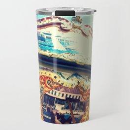 Pier 39 Travel Mug