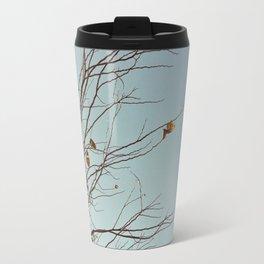 Falling Leaves Travel Mug