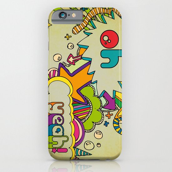 Yeah Yeah! iPhone & iPod Case