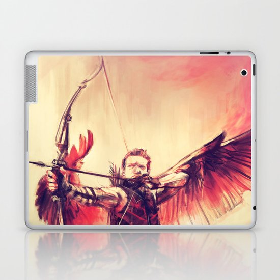 Take Aim Laptop & iPad Skin