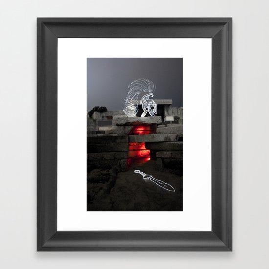 """""""Henry Lewis"""" Framed Art Print"""
