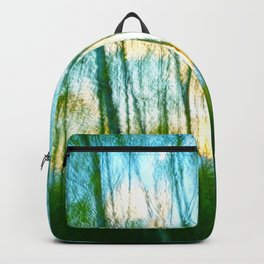 birch forest Backpack