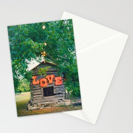 Love shack Stationery Cards