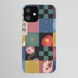 Kimetsu No Yaiba Haori iPhone Case