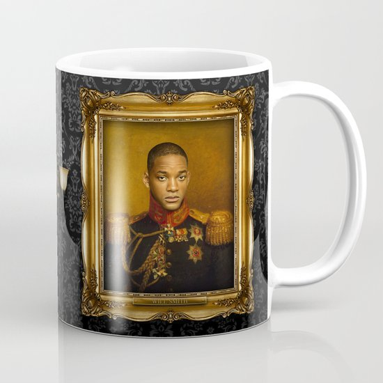 Will Smith - replaceface Mug