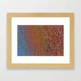Jupiter Coast Framed Art Print
