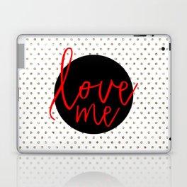 Love Me 01 Laptop & iPad Skin