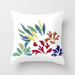 Henri Matisse Acanthus1953, Original Artwork, Prints, Posters, Tshirts, Bags, Men. Women, Kids Throw Pillow