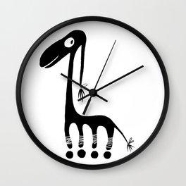 Vlad Wall Clock