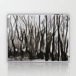Brent skog - Gerlinde Streit Laptop & iPad Skin