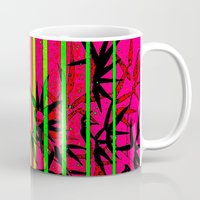 bamboo Mugs featuring Bamboo by Mr & Mrs Quirynen