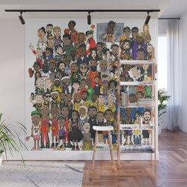 Basketball Culture Wall Mural