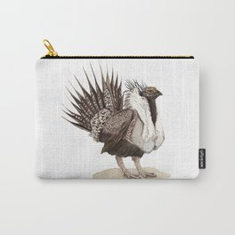 Greater Sage-Grouse Carry-All Pouch