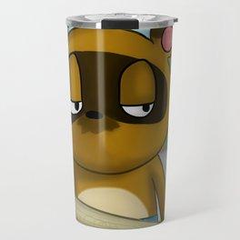 Nook & Villager  Travel Mug