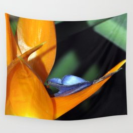 Flor Ave del Paraiso Wall Tapestry