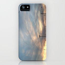 The Setting Sun (#1) iPhone Case