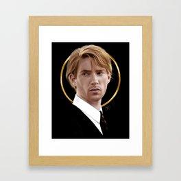 Domhnall Framed Art Print