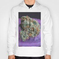 medical Hoodies featuring Jenny's Kush Medical Weed by BudProducts.us