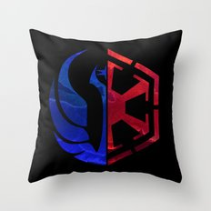 The Old Republic  Throw Pillow