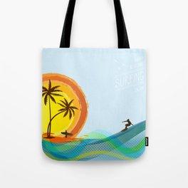 Enjoy summer Tote Bag