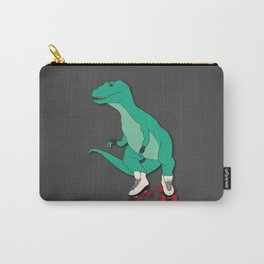 Tyrollersaurus Rex Carry-All Pouch