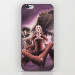 Dark Summoner iPhone Skin