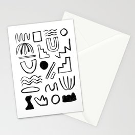 AFRIQUE Stationery Cards
