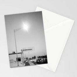 A Streetlight Stationery Cards