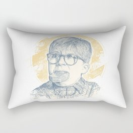 OH FUDGE RALPHIE! Rectangular Pillow