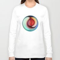 andreas preis Long Sleeve T-shirts featuring Apple of Eden by Klara Acel