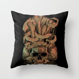 SCUM Throw Pillow