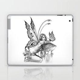 toadstool fairy Laptop & iPad Skin
