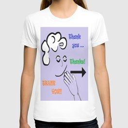 ASL Thank You! T-shirt