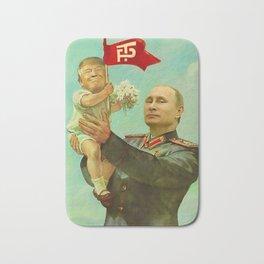 Trump Putin Bath Mat