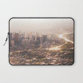 Autumn Cityscape Laptop Sleeve